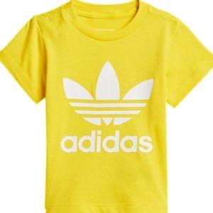 Adidas trefoil  tshirt